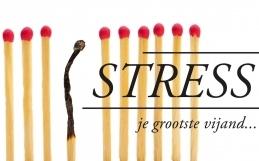 Stress… je grootste vijand